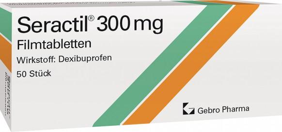 Seractil® 300 mg-Filmtabletten