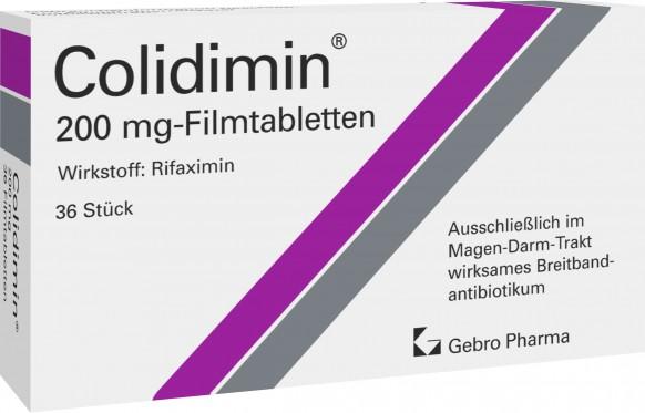 Colidimin® 200 mg-Filmtabletten