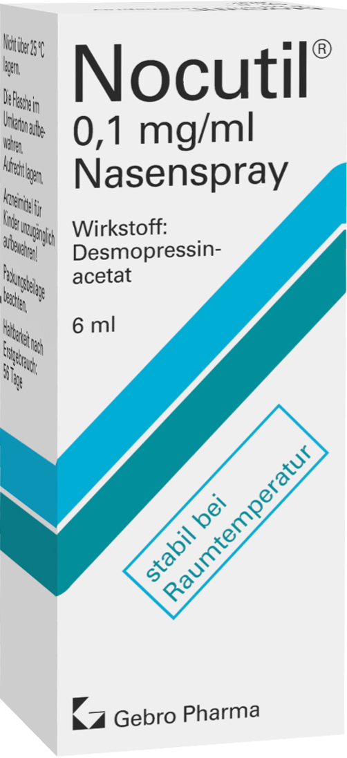 Nocutil® 0,1 mg/ml-Nasenspray