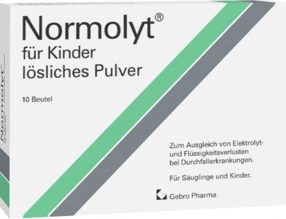 Normolyt® für Kinder-lösliches Pulver