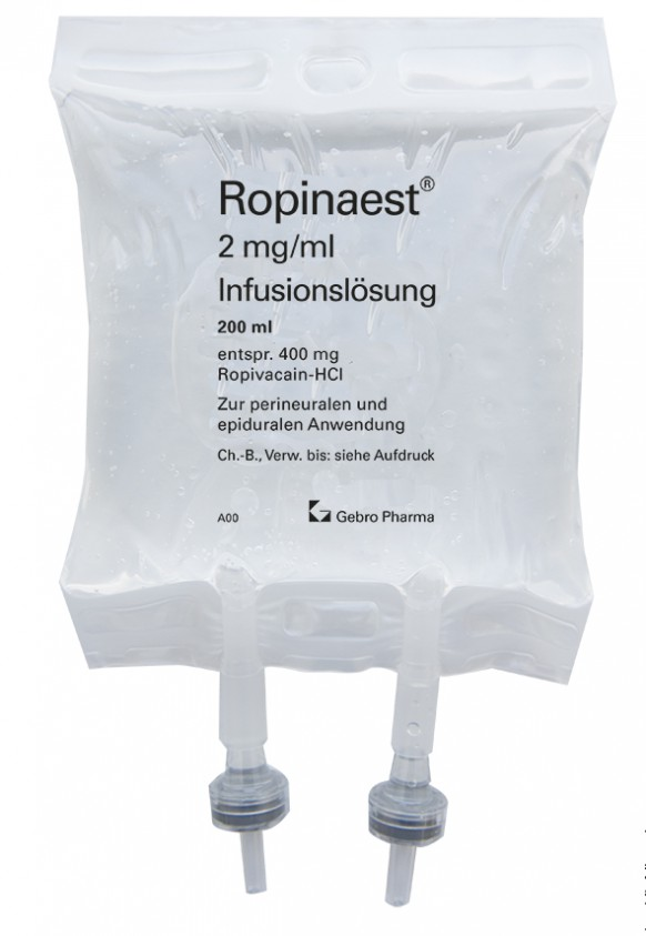 Ropinaest® 2 mg/ml-Infusionslösung
