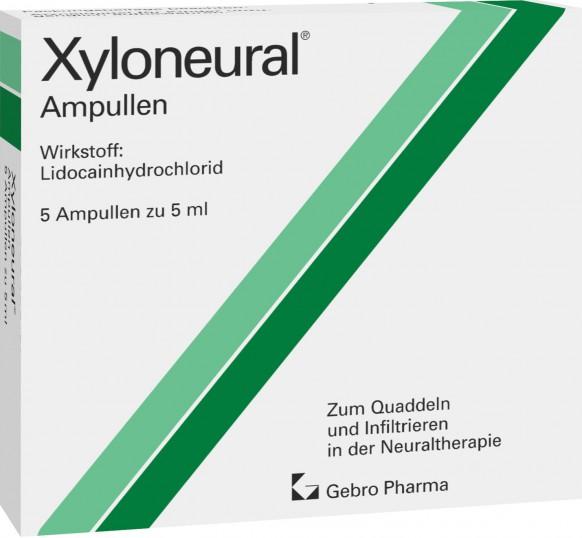 Xyloneural®-Ampullen