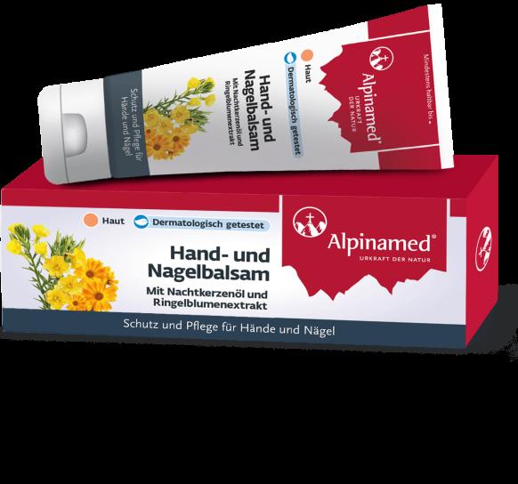 Alpinamed® Hand- und Nagelbalsam