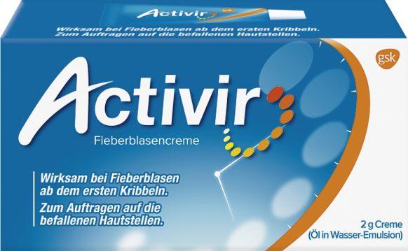 Activir Fieberblasencreme