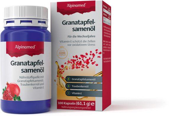 Alpinamed® Granatapfelsamenöl